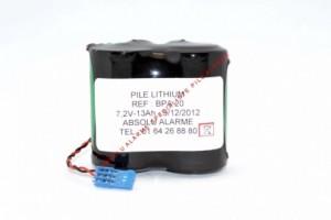 Alarme n°1 - pile-BPA20