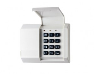 photo daitem clavier systeme de securite absolu alarme
