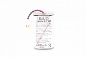 Daitem - Pile lithium batli05