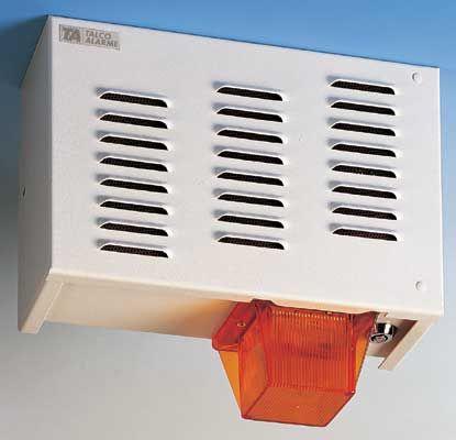 Absolu alarme alarme anti intrusion talco for Sirene alarme exterieure filaire