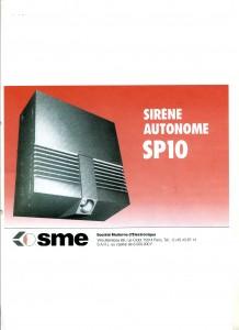 photo alarme 2000 sirene systeme de securite absolu alarme