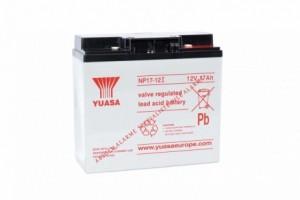 Yuasa - batterie-12V-17Ah