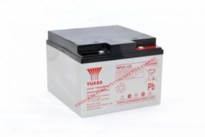 Yuasa - Batterie 12V 24Ah