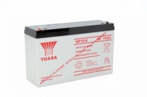 Yuasa - batterie-6V-10Ah