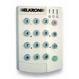 Elkron Sécurité - Clavier sans fil UKP200